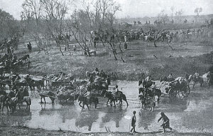 Retreat of the Russian Army after the Battle of Mukden.jpg