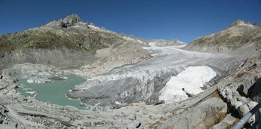 Rhonegletscher - Sept 2012