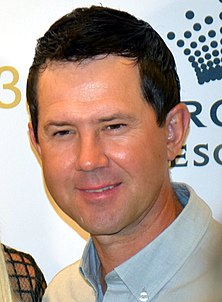 Ricky Ponting Australian cricketer