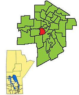 River Heights (electoral district)