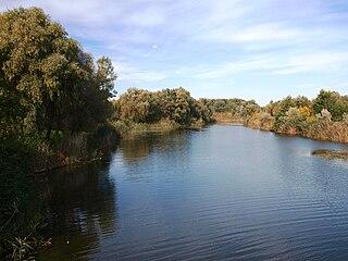 Khorol River river in Ukraine