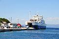 Ro-ro passenger Ship Nikolaos - IMO 8611506 - Ionion Lines - Gaios, Paxos - Greece - 18 May 2012 - (1).jpg