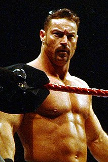 Rob Conway American professional wrestler