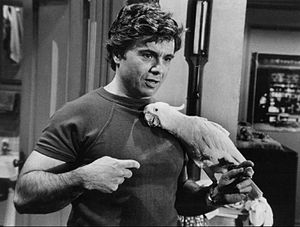 Baretta - Baretta with Fred.