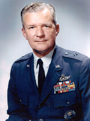 Robert F. McDermott - Air Force portrait of Brigadier General Robert F. McDermott