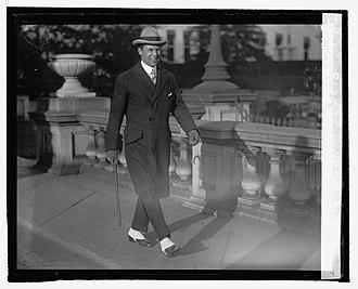 Robert Woods Bliss - Image: Robert Woods Bliss 1924