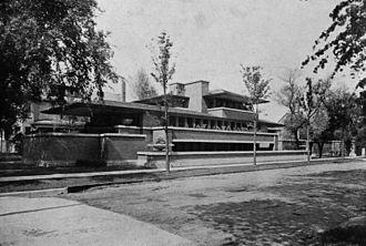 Robie House - Exterior (1911)