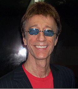 Robin Gibb, 2008