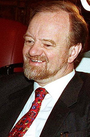 Robin Cook - Image: Robin Cook close crop