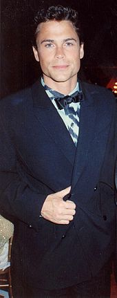 Lowe At The Governor S Ball Party After 1989 Academy Awards