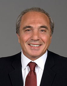 Rocco Commisso, the new owner of ACF Fiorentina.