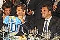 Roger Federer and Juan Martín Del Potro en Tigre (8319334164).jpg