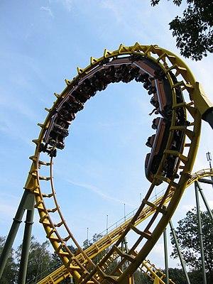 Rollercoaster Tornado