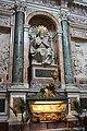 Rom, Santa Maria Maggiore, das Grab von Papst Pius V.JPG