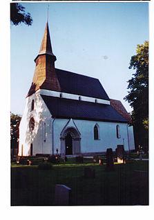 Lövsta, Gotland Place in Gotland, Sweden