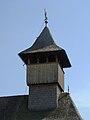Romania Alba Cicau church tower 6.jpg