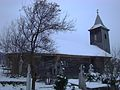 Romania Mures Petelea wooden church 11.jpg