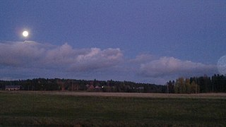 Marttila Municipality in Southwest Finland, Finland