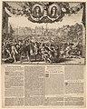 Romeyn de Hooghe, Afbeelding en waarachtigh Verhaal... (Representation of the True Story of Johan de Witt...), 1672, NGA 126973.jpg