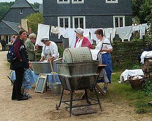 Roscheider Hof Open Air Museum - Farmers' and craftsmen's day