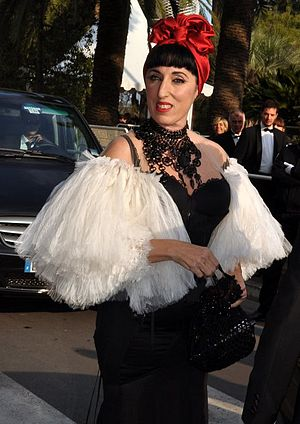 Rossy de Palma - Rossy de Palma at the 2011 Cannes Film Festival.