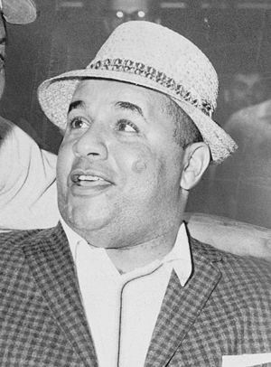 Roy Campanella - Campanella in 1961