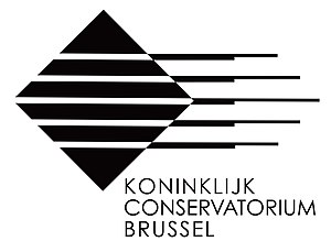 Royal Conservatory of Brussels - Image: Royal Conservatory of Brussels logo