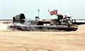 Royal Marine Hovercraft on Patrol in Iraq MOD 45142903.jpg
