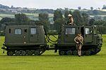 Royal Marines, commando assault demo, Viking vehicle (28167968570).jpg