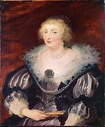 Peter Paul Rubens: Portrait of a Lady