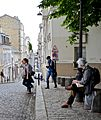 Rue Berthe, Paris 20 May 2014.jpg