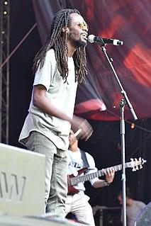 Jesse Royal (musician) Jamaican musician