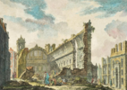 The 1755 Lisbon earthquake devastated Lisbon with an estimated magnitude between 8.5–9.0.