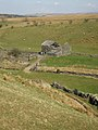 Ruined Barn in Bowderdale - geograph.org.uk - 1801127.jpg