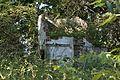 Ruiny zabudowań w osadzie Osa.JPG