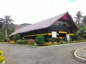 Aceh Besar Regency - Image: Rumoh Cut Nyak Dhiën