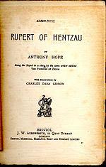 Rupert of Hentzau movie