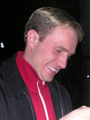 Roman Kostomarov - Kostomarov in 2004.