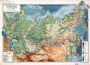 Russian Empire Map