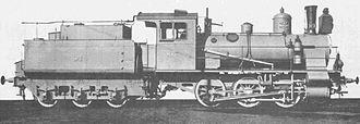 Bereket - Bereket Railway Depot owns a Russian made class T locomotive ТЭ-189 (built between 1857—1915).