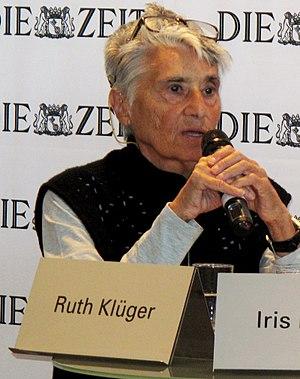 affiche Ruth Klüger