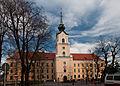 Rzeszów, zamek, 1600, 1903-1906 danz 007.jpg