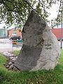 Sønderborg Kaserne, Gedenkstein bei der Sønderborg Kaserne, Bild 006.JPG