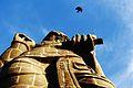 S-TN-87 Thiruvalluvar Statue-with-eagle-and-snake.jpg