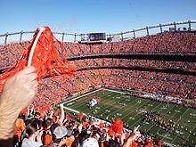 Broncos Stadium At Mile High Wikipedia
