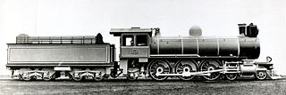 South African Class 9 4-6-2 class of 5 South African 4-6-2 locomotives