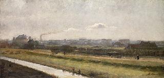 Willemsparkweg in aanbouw