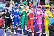 Power Rangers Wikipedia La Enciclopedia Libre