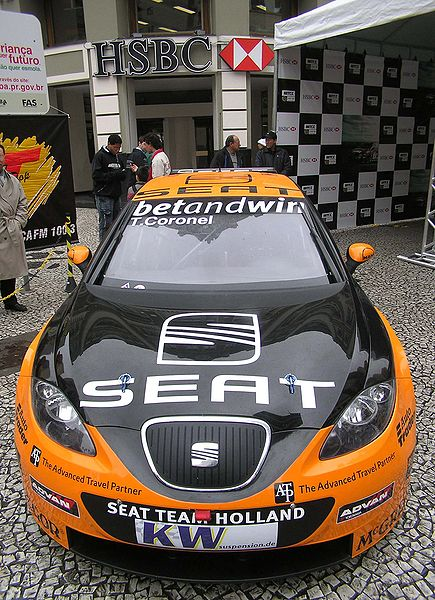 REQUEST : Seat Leon WTCC (Tom Coronel version)