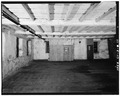 SECOND FLOOR- NORTHEAST CORNER, LOOKING EAST - Phoenix Mill, North bank of Still River, Phoenixville, Windham County, CT HAER CONN,8-PHOE,1-18.tif